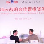 Baidu Confirms Investment In Venture-Backed Uber