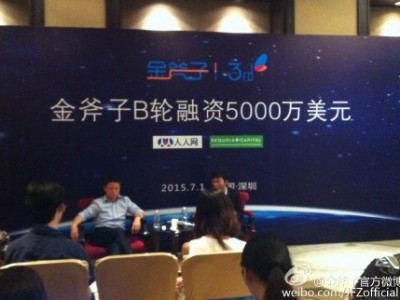 Renren Leads $50M Series B Round In Jinfuzi