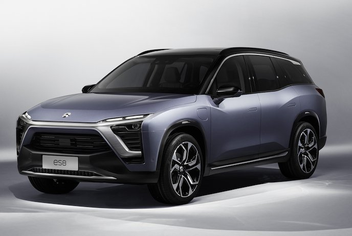 China EV start-up Nio to sell mass-production car next year