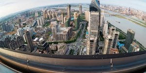 Shanghai Top City For Real Estate Investment In Asia, Fifth Globally