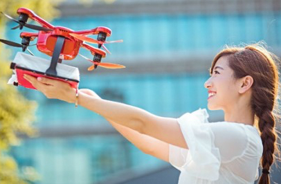 baidu-drone