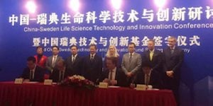 China-Sweden Fund Seeks $1.45B To Bring Swedish Tech To China