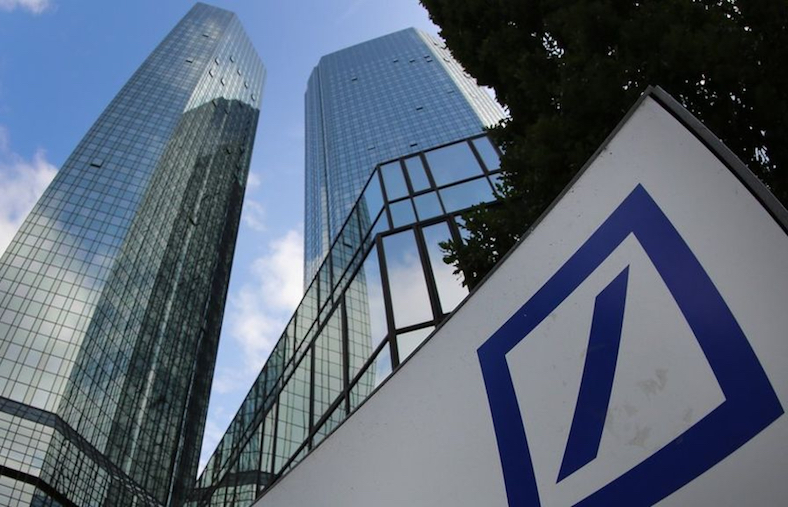 China's conglomerate becomes Deutsche Bank's top shareholder