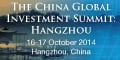 The China Global Investment Summit: Hangzhou