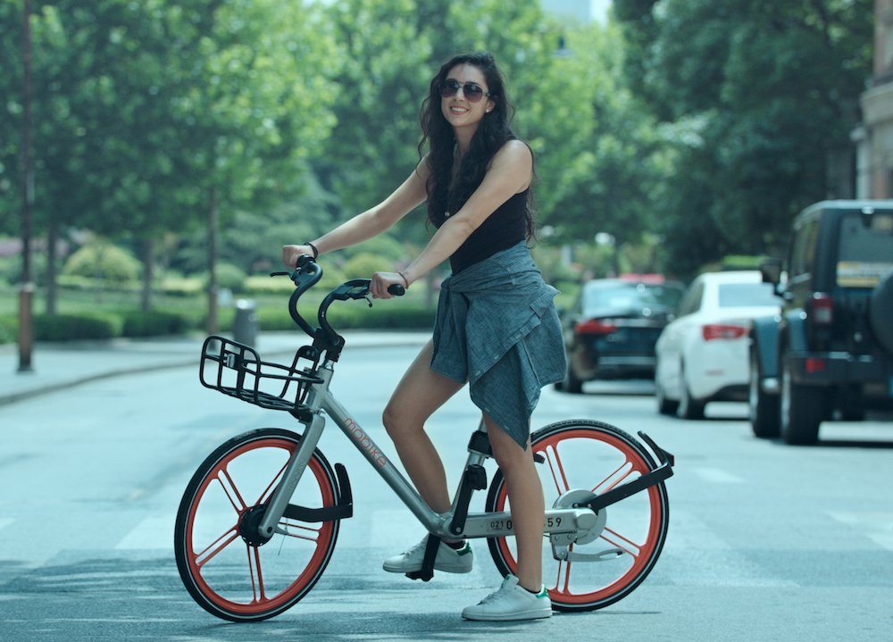 China's Mobike raises $600M to expand its bikes on-demand service worldwide