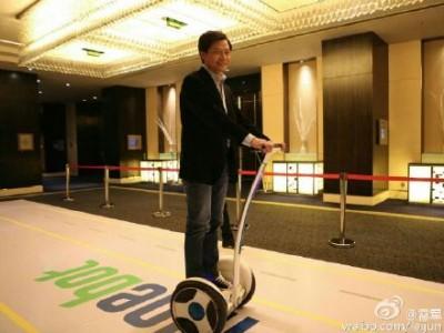Xiaomi, Shunwei, Sequoia, WestSummit Invest $80M In Ninebot