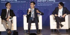 China's Most Secretive Billionaire Reflects On Cost Of Being Low-Key