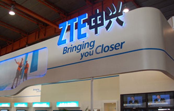 USA  fines China's ZTE $1.2 billion for violating Iran, North Korea sanctions